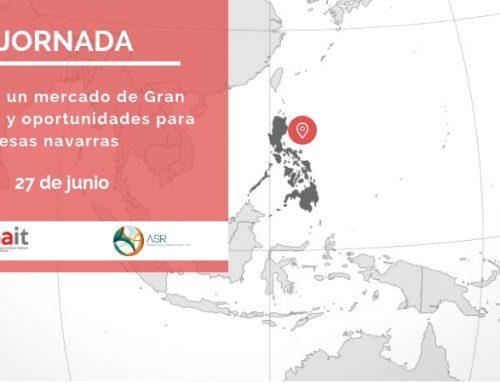 Filipinas, un mercado de gran atractivo y oportunidades para las empresas navarras