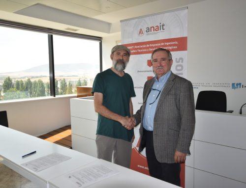 ANAIT y EIDE firman un acuerdo de colaboración para desarrollar acciones conjuntas en el ámbito de la industria 4.0