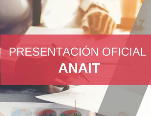 Presentación oficial de ANAIT