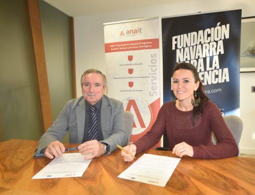 ANAIT y Fundación Navarra para la Excelencia firman un acuerdo para impulsar la cooperación interempresarial