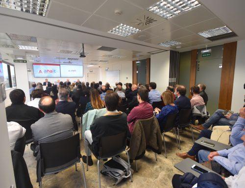Más de 60 personas asisten a la presentación de ANAIT