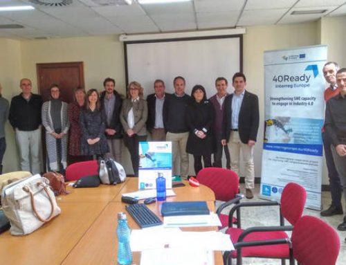 ANAIT participa en el proyecto 4.0 Ready para la competitividad de las pymes