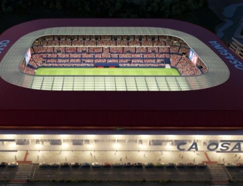 INARQ ingenieros ha sido la encargada del proyecto del nuevo estadio del Sadar