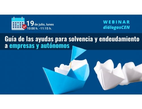 Webinar «Guía de las ayudas para solvencia y endeudamiento a empresas y autónomos»
