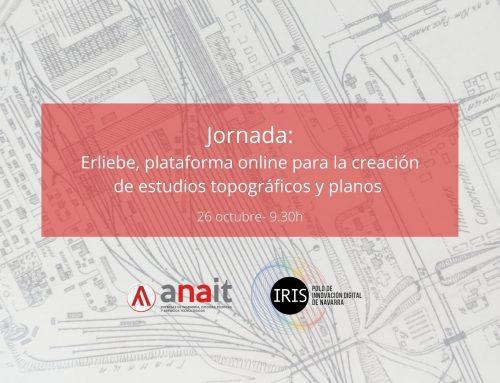 JORNADA: Erliebe, plataforma online para la creación de estudios topográficos y planos